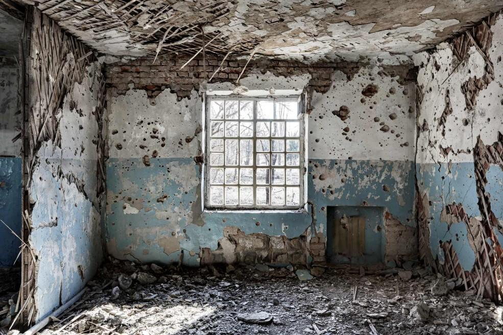 Donbas : war backgrounds
