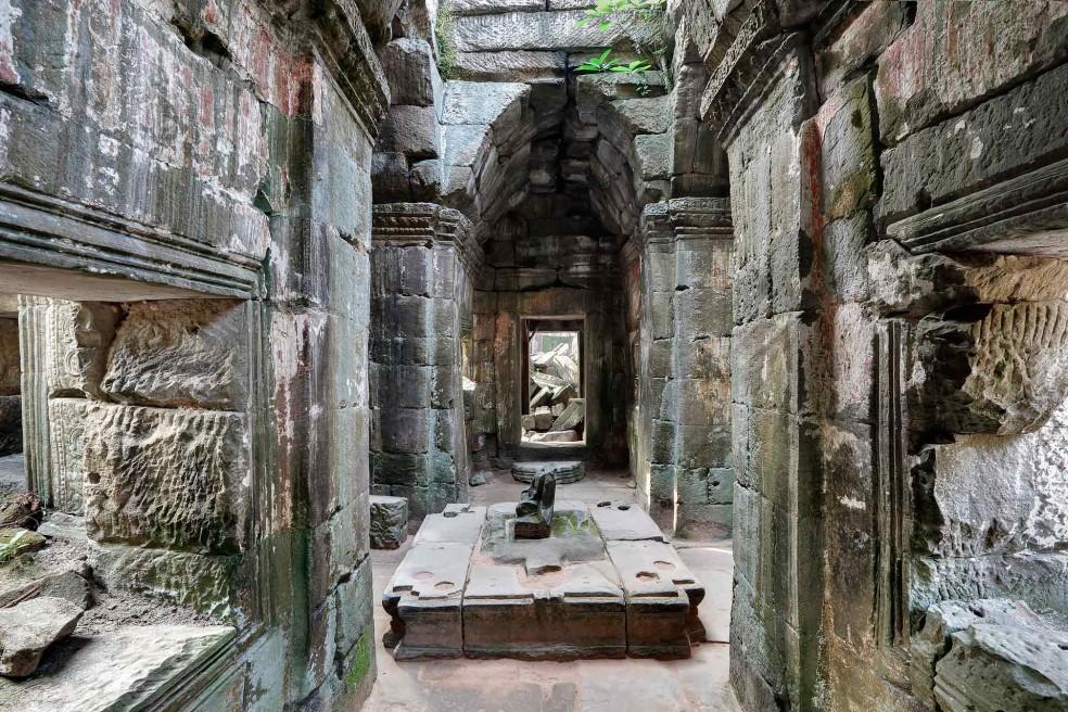 Khmer splendours
