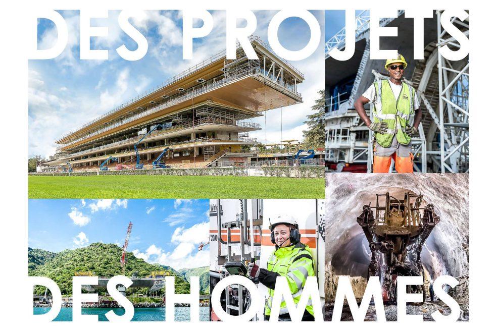 Des projets – Des hommes / Booklet au format PDF