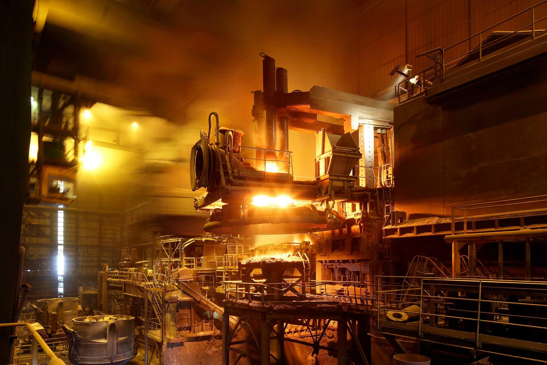 Ascometal : last steel castings