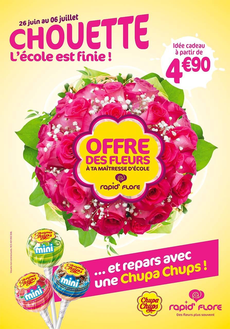 Client : Rapid' Flore