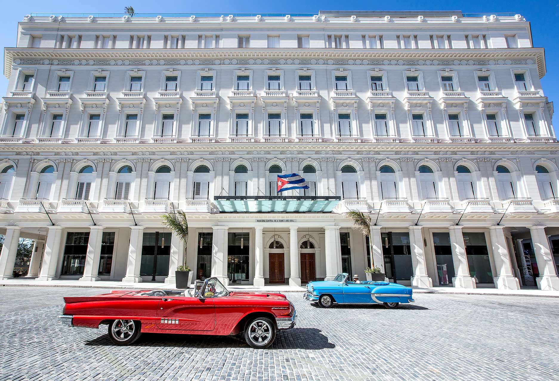 Wind of freedom on Cuba island
